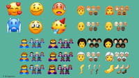 Unicode anuncia lista com novos emojis