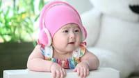 Música ajuda bebê a aprender a falar