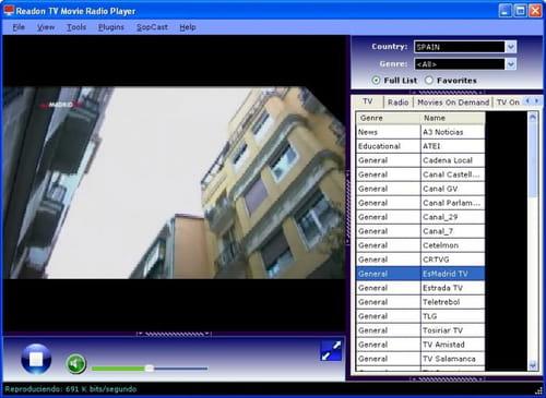 TÉLÉCHARGER READON TV MOVIE RADIO PLAYER 7.6.0.0 GRATUIT