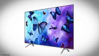 Samsung entrega 8 TVs QLED no Brasil