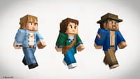 Minecraft ganha skins de Stranger Things