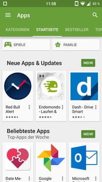 Update google play services apk