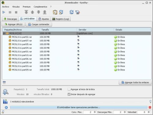 Jdownloader 2 beta download ita gratis | Peatix