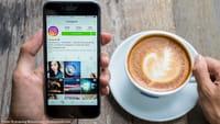 Instagram coloca amigo em vídeo ao vivo