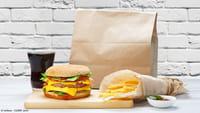 Fast food tem o efeito de bactéria no corpo