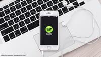 Spotify agora permite 10 mil faixas off-line
