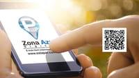 Zona Azul pode ser paga através de app