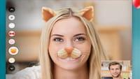 ICQ tem filtros de realidade aumentada