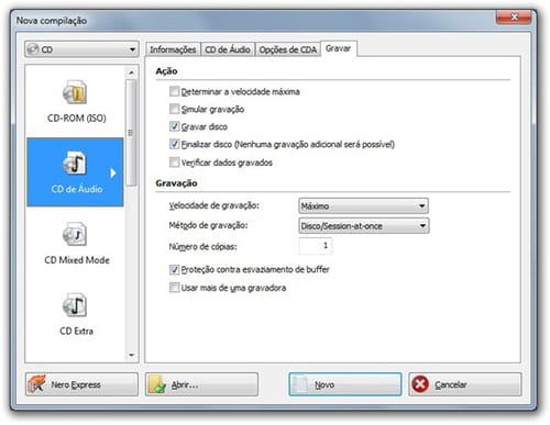 nero express download gratis em portugues windows 7