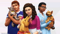 PS4 recebe The Sims 4 Cats & Dogs