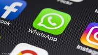 WhatsApp indica mensagem encaminhada