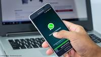 WhatsApp recupera conteúdo excluído