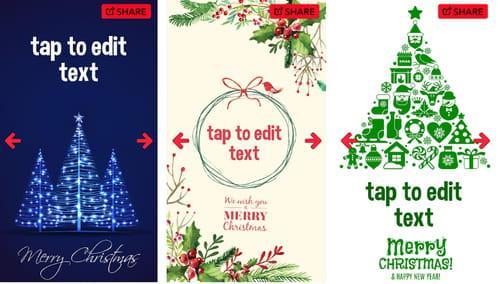 Os Melhores Apps Para Criar Seu Cartão De Natal No Seu Smartphone