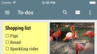 Google Keep, o app de bloco de notas do iOS
