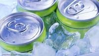 Bactérias em latas e garrafas: mais de 1 milhão