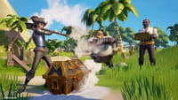 Microsoft libera game Sea of Thieves