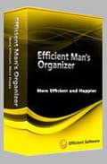 Efficient organizer
