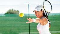 Esportes com raquete reduzem risco de morte