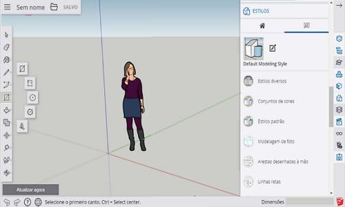 Baixar a última versão do SketchUp Make grátis em Português