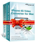 Baixar Tipard iPhone 4S Converter Suite for Mac (Mac)