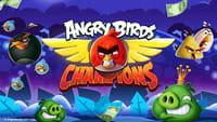 Angry Birds Champions gera premiação