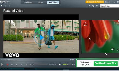 Baixar a última versão do RealTime (RealPlayer) grátis em