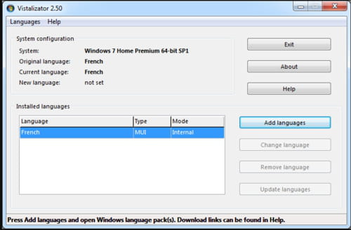 Colocar Windows 7 em português ou outros idiomas - CCM