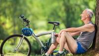 Duas horas semanais ao ar livre melhoram saúde