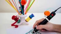 Gadget cria objetos 3D com garrafas PET