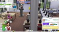 Sistema de faculdade no The Sims 4