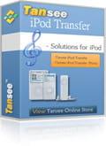 Baixar Tansee Ipod Transfer (Gerenciador de música)