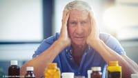 Alzheimer é ligado à ansiedade excessiva