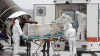 Ebola: estudo identifica 'superpropagadores'