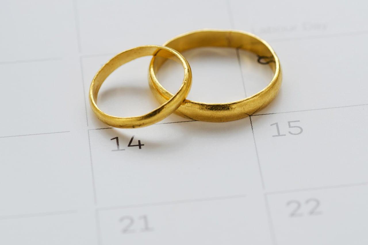 Bodas De Casamento Mensal Saiba Como Comemorar Cada Mês Da