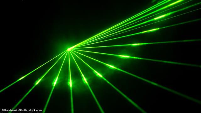 Wi-Fi ultra-rápido por laser