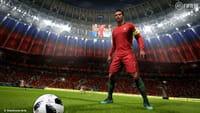 EA revela cartas da Seleção no FIFA 18