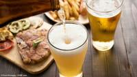 Consumo leve de álcool já prejudica o cérebro