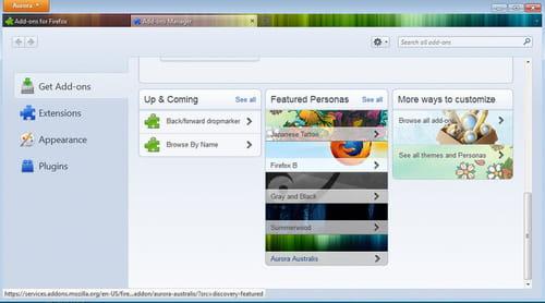 Baixar a última versão do Firefox 11 (Aurora) grátis em Português no CCM