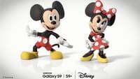 Samsung lança emojis da Disney para S9