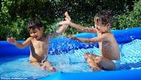 Crianças e idosos sofrem no calor; veja cuidados