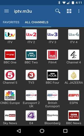 Baixar a última versão do IP-TV Player Remote Lite para