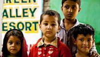 40% das crianças sem desenvolvimento integral