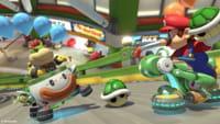 Mario Kart 8 Deluxe chegará em abril