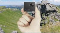 Câmera portátil transmite vídeos ao vivo