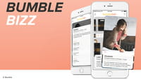 Bumble lança rede profissional
